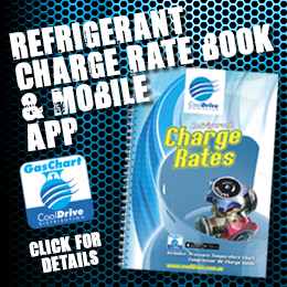 CoolDrive Auto Parts | CoolDrive Refrigerant Charge Capacity