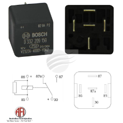 Bosch 0335411015 Relay