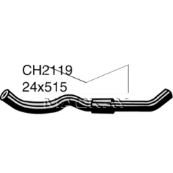 Mackay Hose FOR Ford CH210