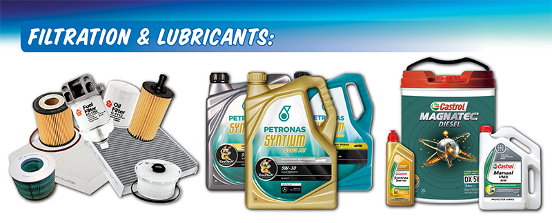 Filtration and Lubricants