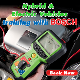 CoolDrive & Bosch Hybrid & EV Training