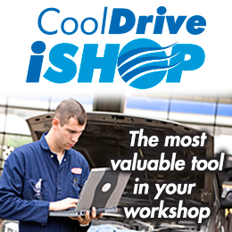 CoolDrive Auto Parts iShop