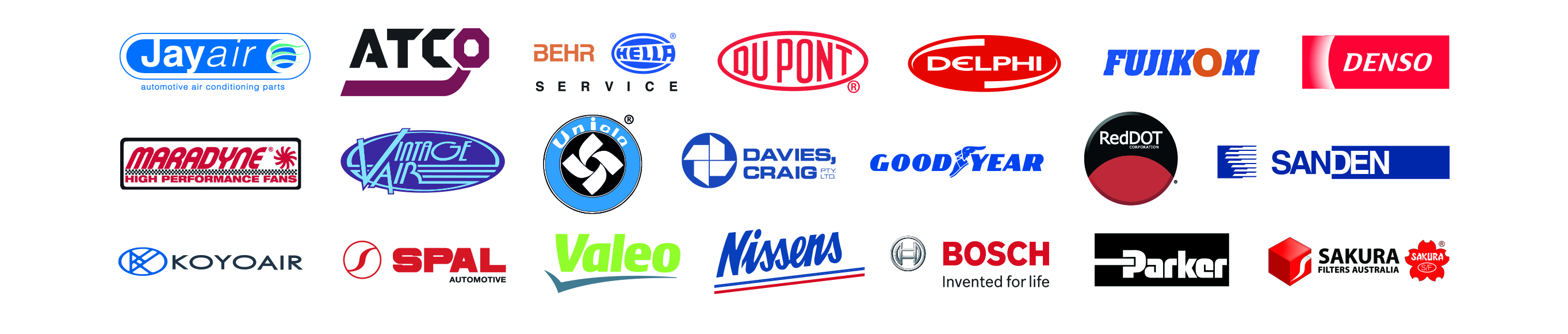 Auto Air Conditioning Parts & Supplies // CoolDrive Auto Parts