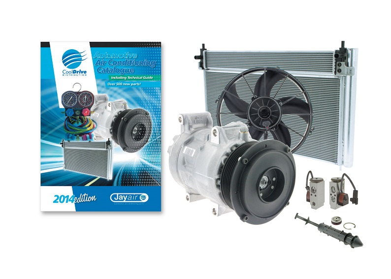 Auto Air Conditioning Parts & Supplies // CoolDrive Auto Parts