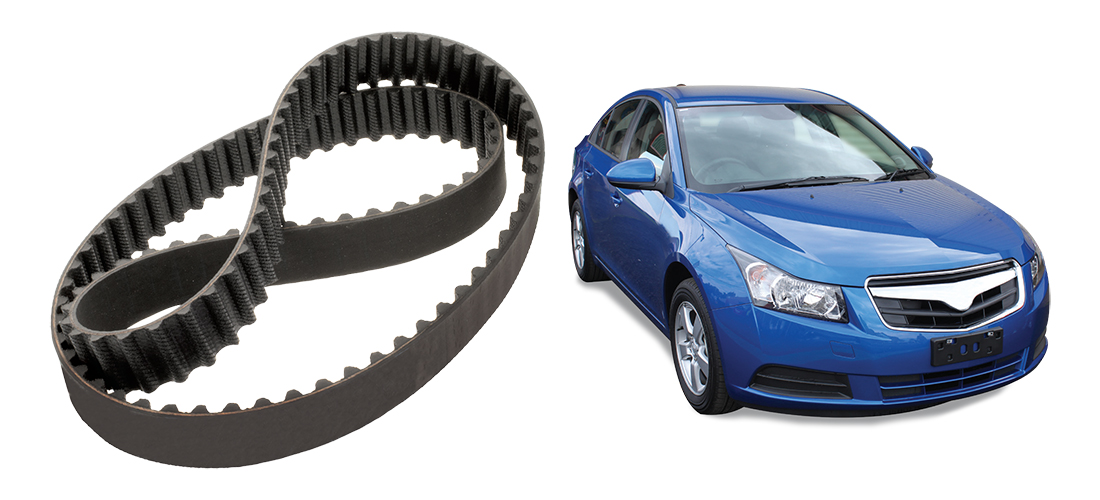 CoolDrive Auto Parts | Holden Cruze JG Timing Belt Issue