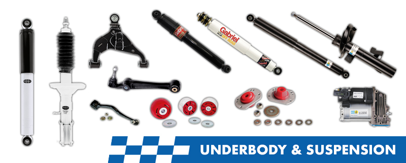 Underbody & Suspension